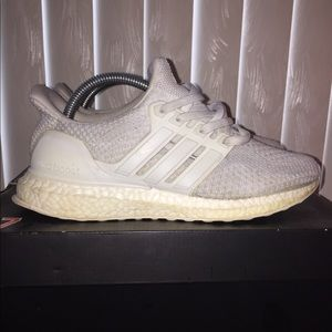 Adidas Ultraboost 1.0 Size 7 White